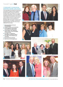 Community Foundation Martens Award Luncheon Boca Raton Observer