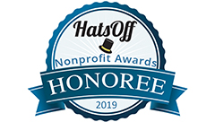 Hats Off Honoree Badge 2019